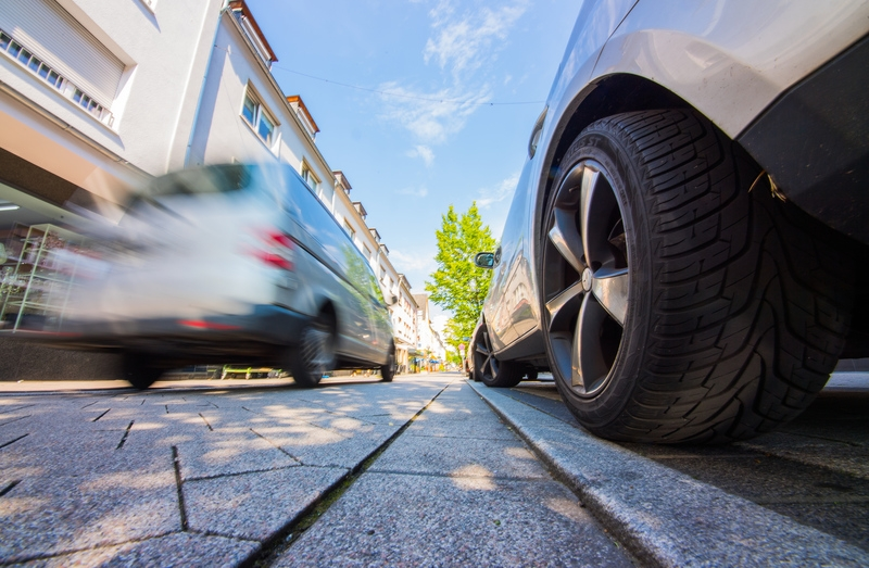Cars pictured on a busy street in Hanau, Germany. Autonomous cars can't yet navigate busy traffic completely alone. u2014 dpa