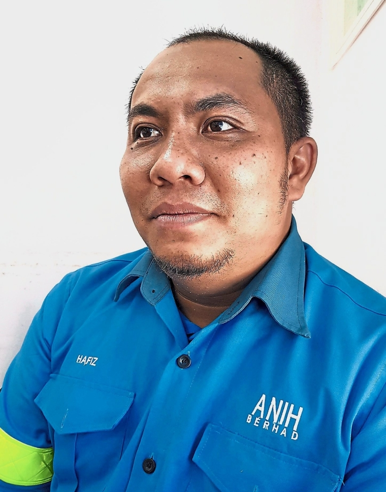 Drones are convenient tools that save the concessionaire time and work, says Mohd Hafiz.