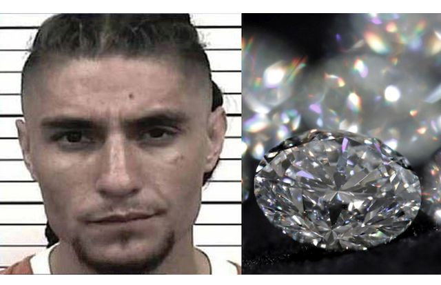 Arrested man found to have bag with 44 diamonds in his anus | The