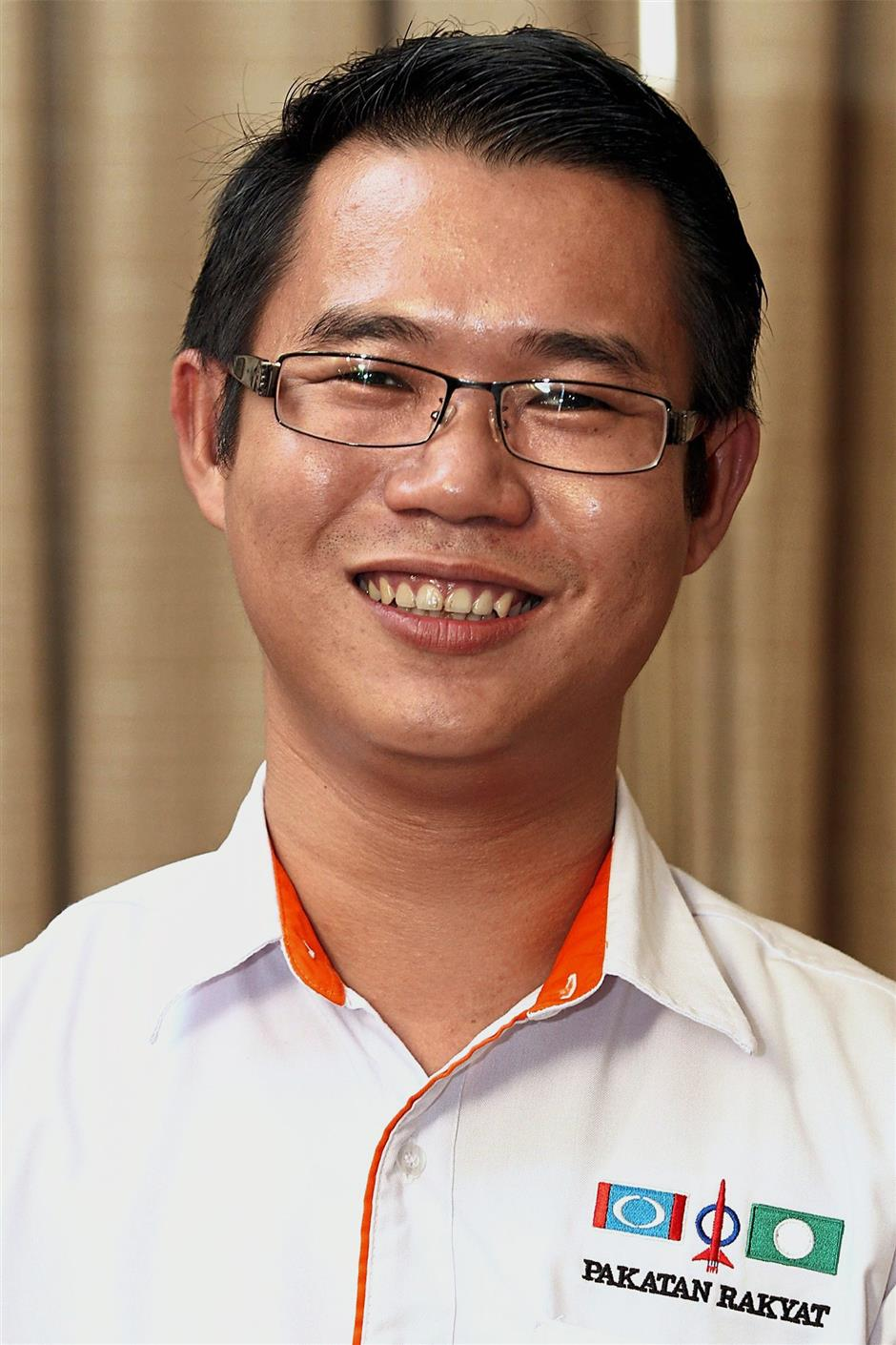 Tan: Criticised for trying to push his former sifu out of Skudai.