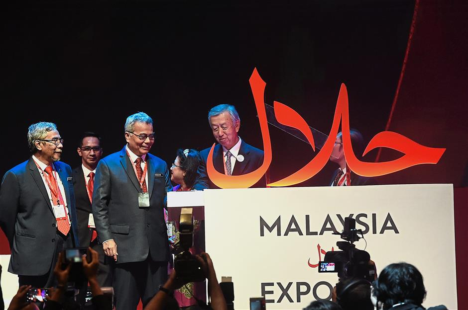 Halal potential: Mohd Redzuan believes Malaysia can be a successful hub for Syariah-compliant industries, especially the butchery industry.