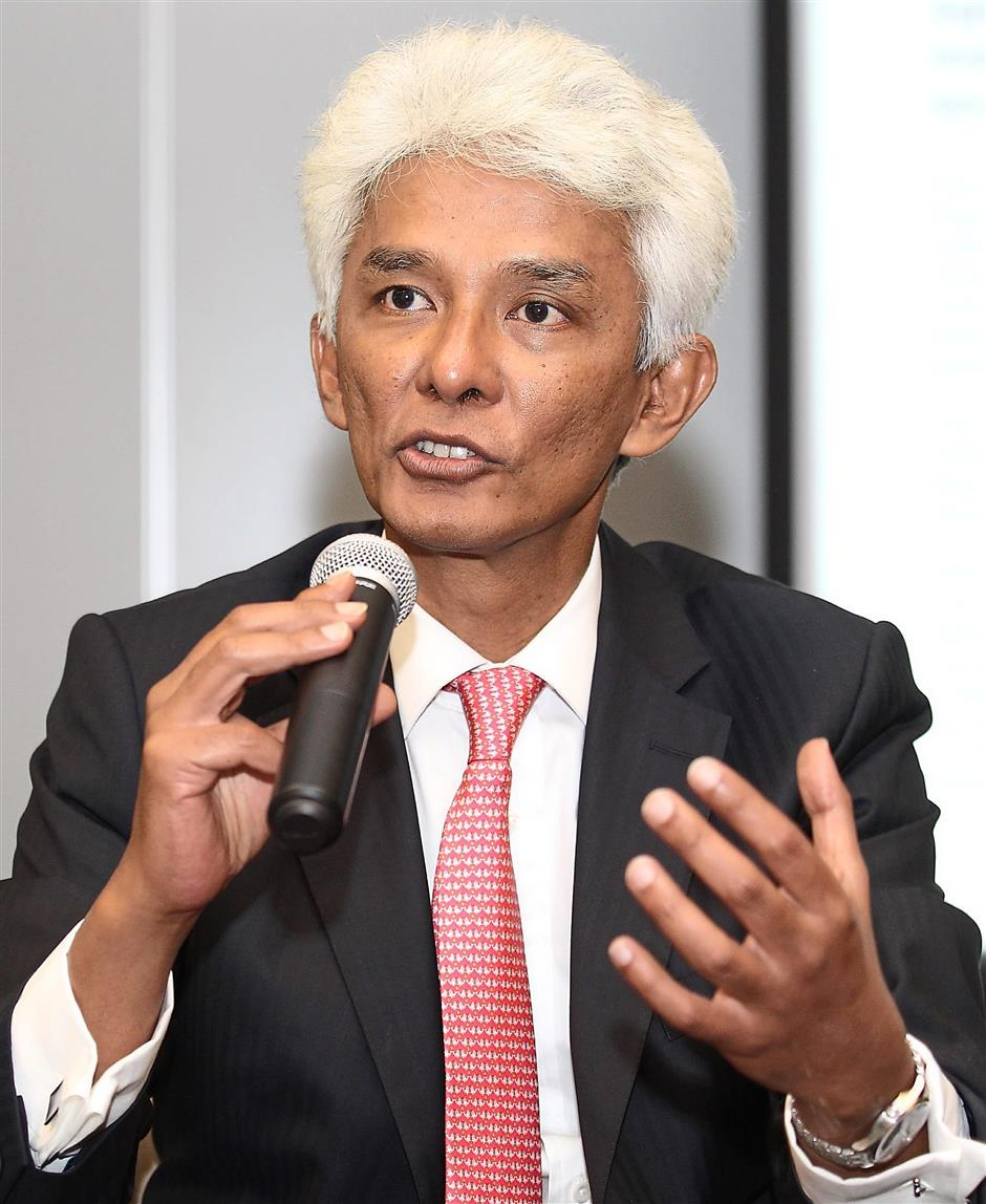Khazanah Research Institute (KRI) Managing Director Datuk Charon Mokhzani speak to the media after the official launch of Making Housing Affordable Report in Kuala Lumpur, yesterday. MUHAMAD SHAHRIL ROSLI/The Star