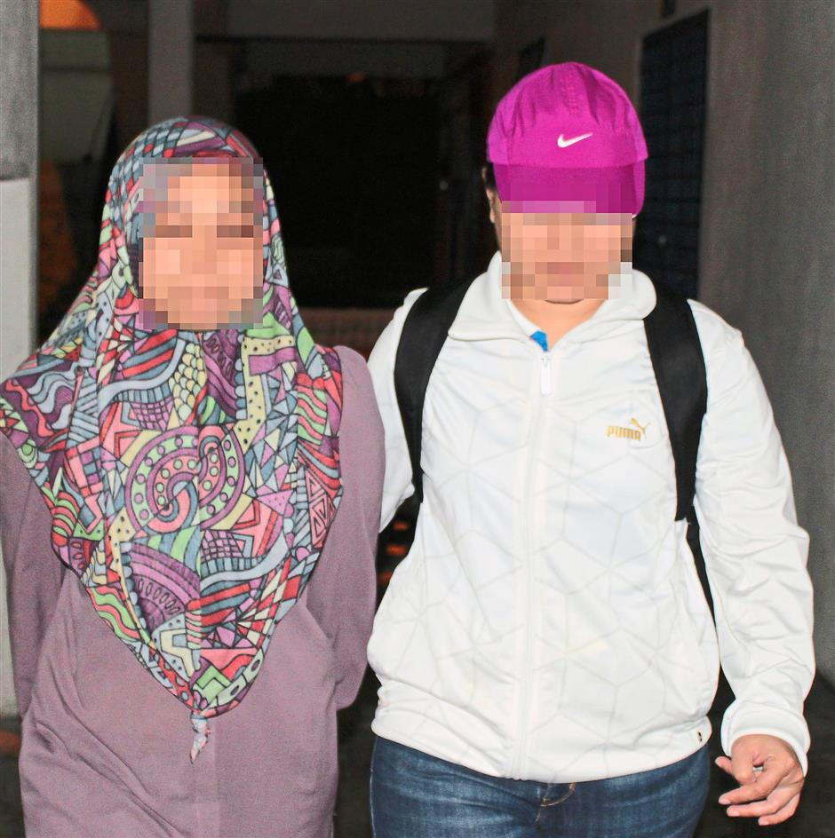 as she was planning to fly to a neighbouring country before heading to Syria to join the IS.