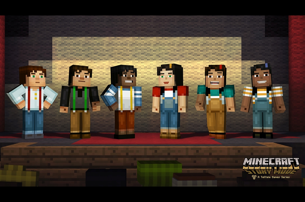 Minecraft Story Mode One Week Left To Download The Game
