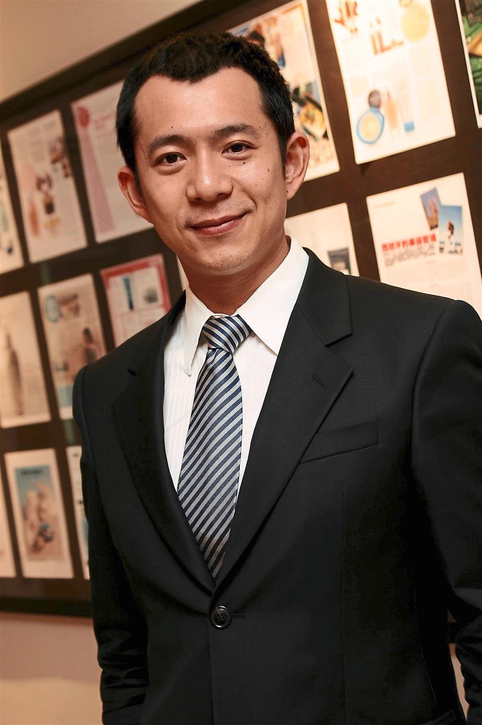 Tan Wei Ming, executive director for Thalgo Cosmetics (SEA) Sdn Bhd.