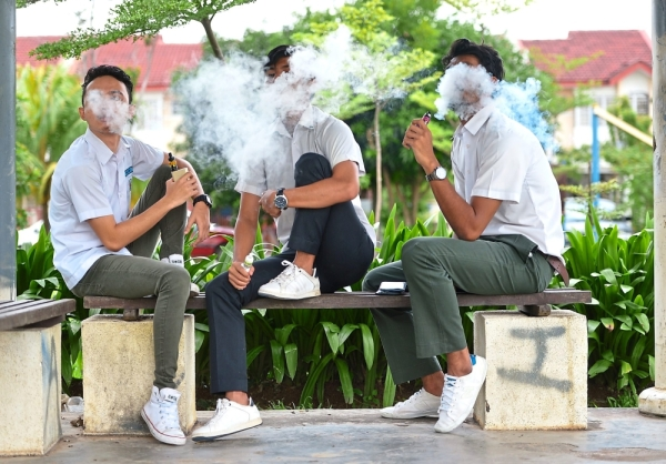 Focus on anti-vape campaign