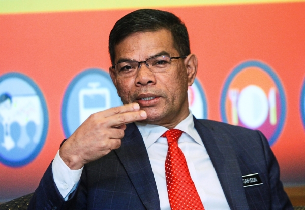 Saifuddin: They stated several grounds to  justify an increase in the cement price due to costlier imported materials used in making the cement because of the weak ringgit. However, following (Tuesdayu2019s) meeting, they agreed to not increase the cement price,