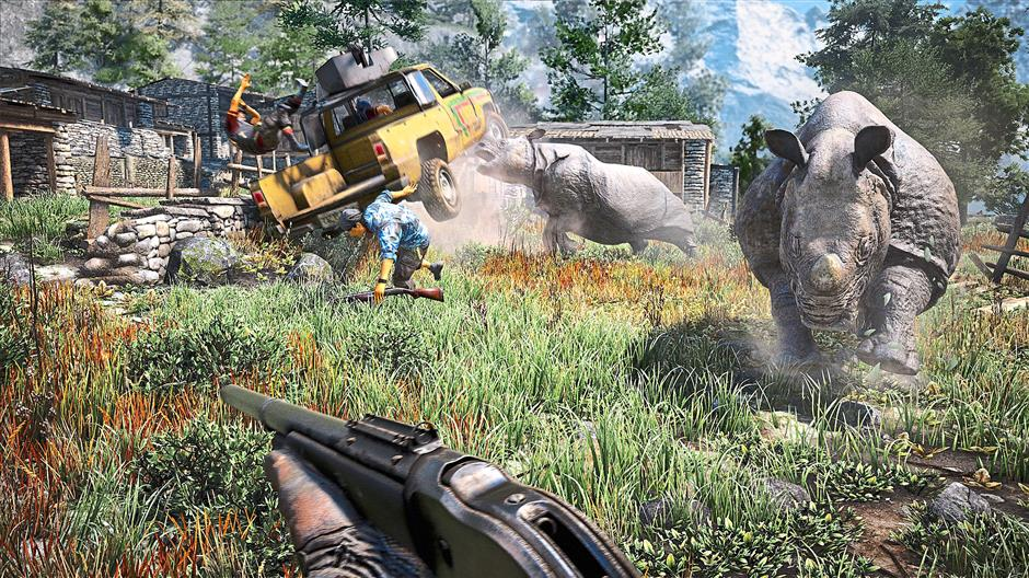 Far Cry 4 Mountains Of Madness The Star