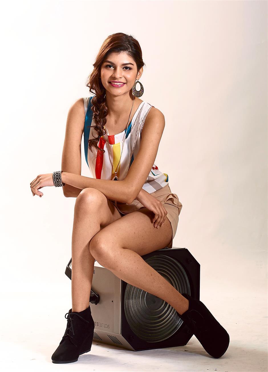 Interview Tanisha Kaur for The Mod Life column. RAYMOND OOI/ The Star