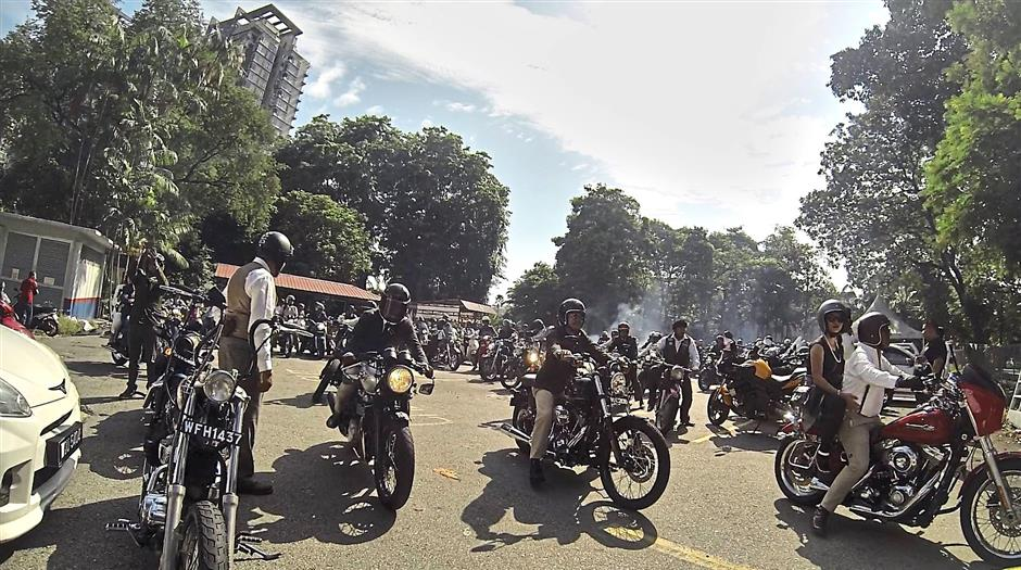 The fourth edition of the Distinguished Gentleman Ride return on Sept 27 globally. The ride in Malaysia will happen simultaneously on a same day in four cities: Kuala Lumpur, Penang, Kuching and Miri.