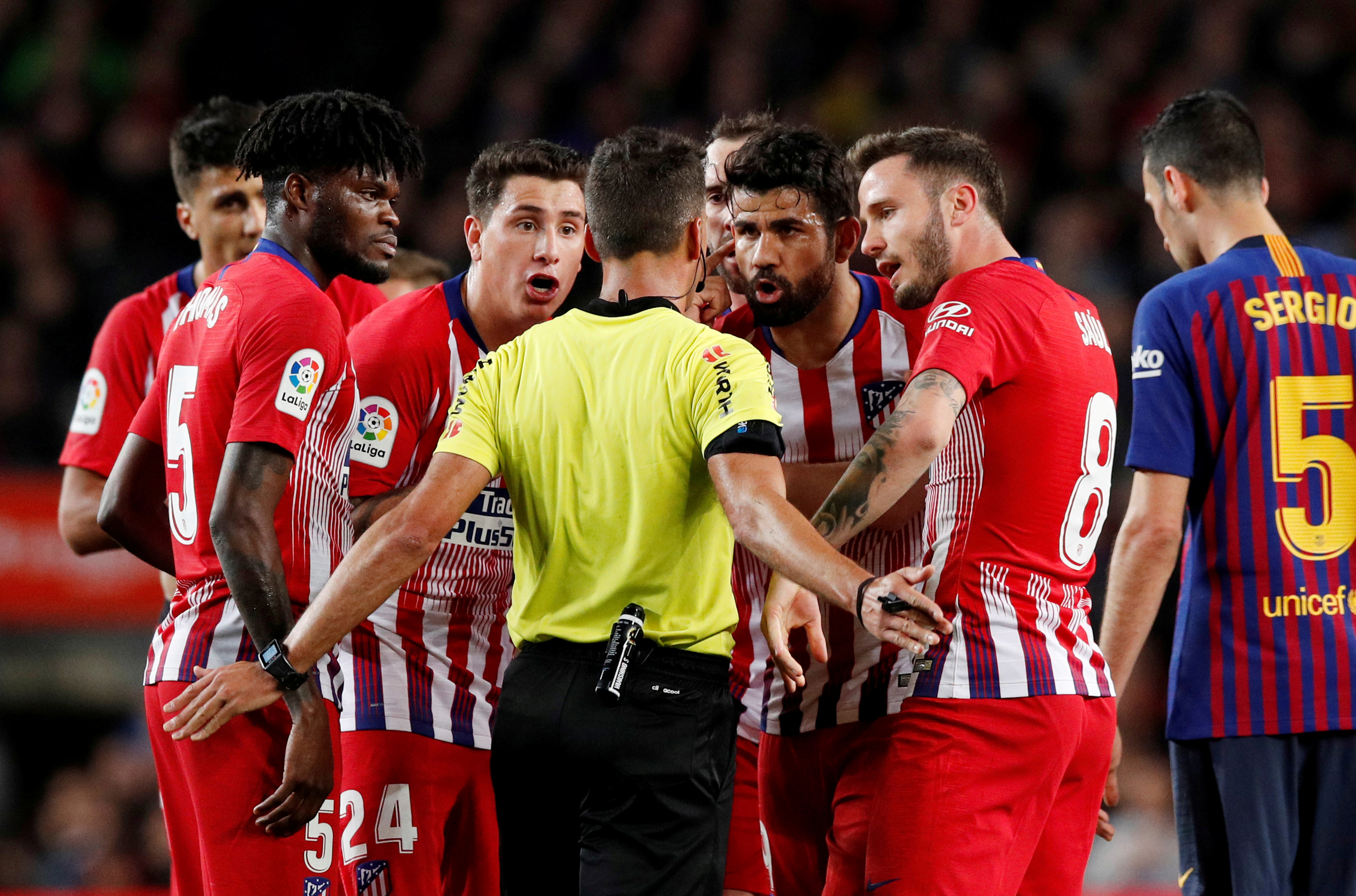 Football Costa Banned For Eight Games For Insulting Referee The Star