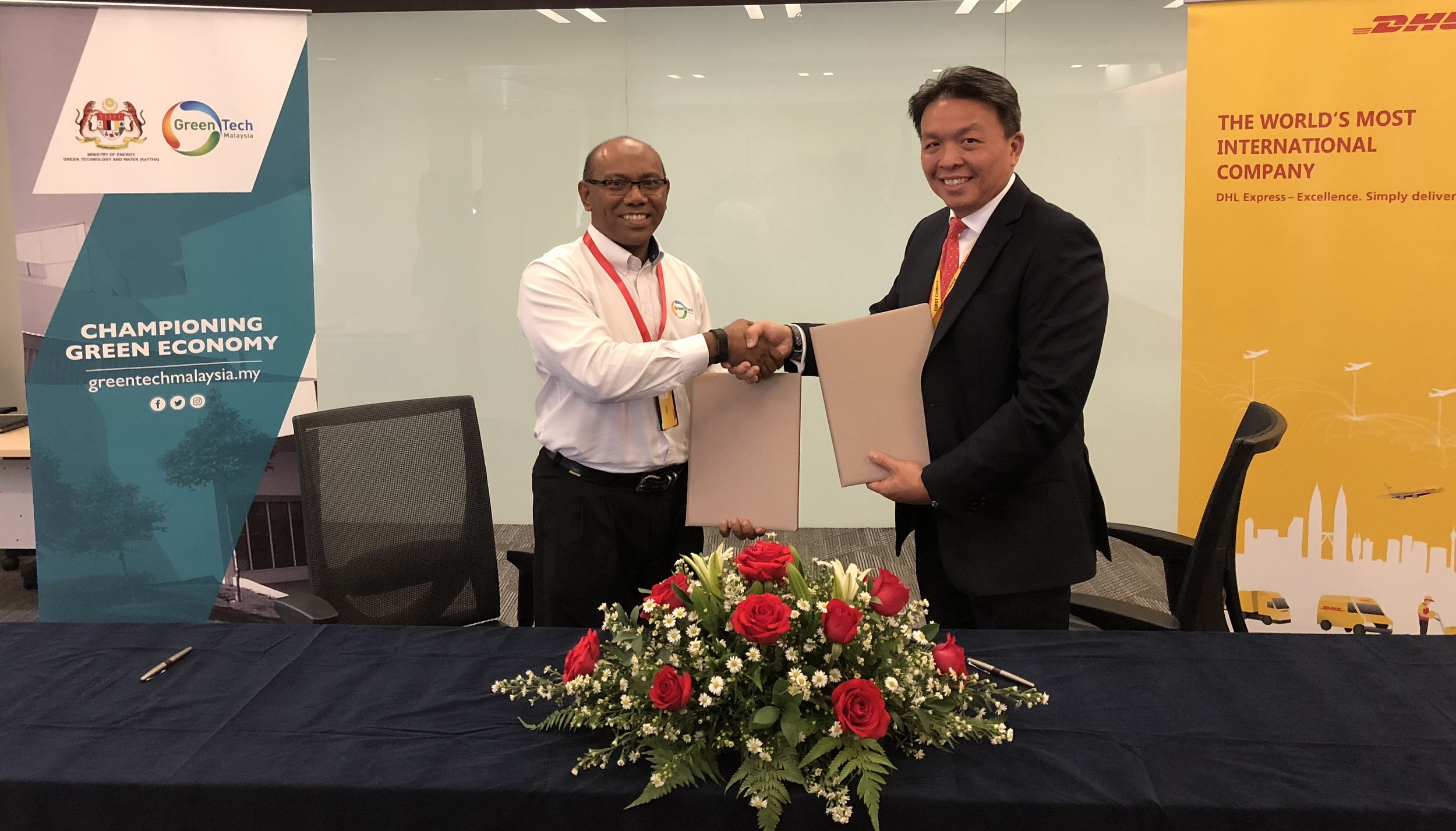 DHL Express to invest RM11mil in a new facility | The Star