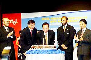 Koh: Intel Penang a good benchmark for competencies | The