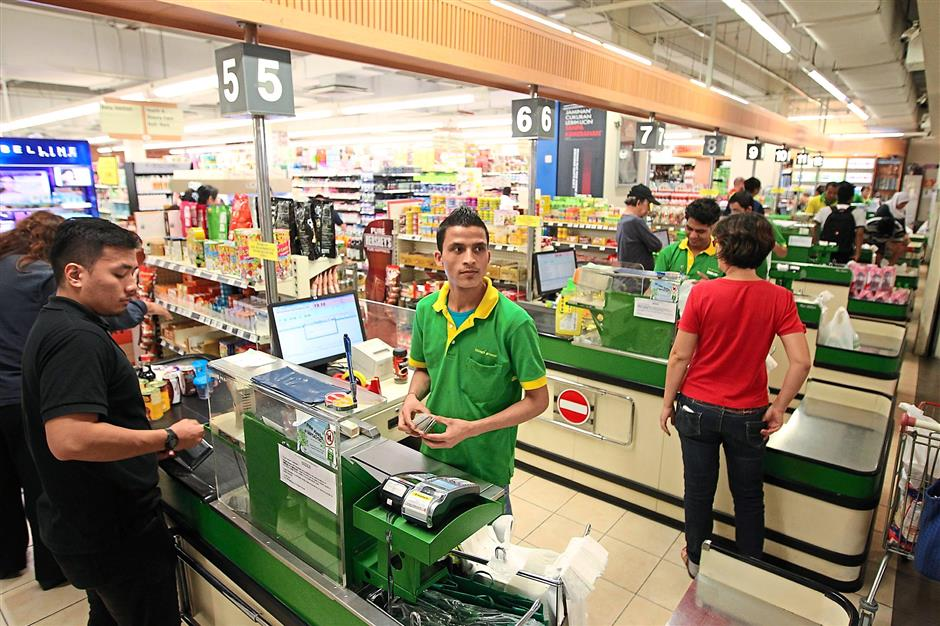 The Village Grocer chain has 700 workers on its payroll.