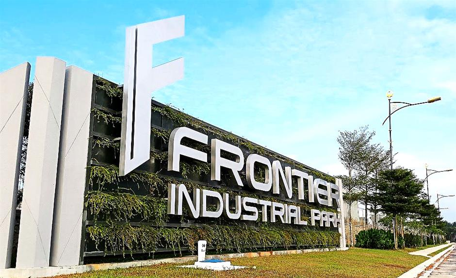 The Frontier Industrial Park at Desa Cemerlang