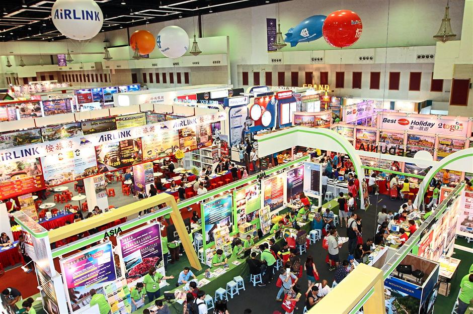 Buzzing: The 39th MATTA Fair does well with a 10 sales growth on the first day. Popular local destinations include Malacca, Selangor and Sabah while Japan and South Korea are the busiest among the foreign attractions.
